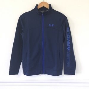Under Armour Pennant Warm Up Zip Up Jacket.